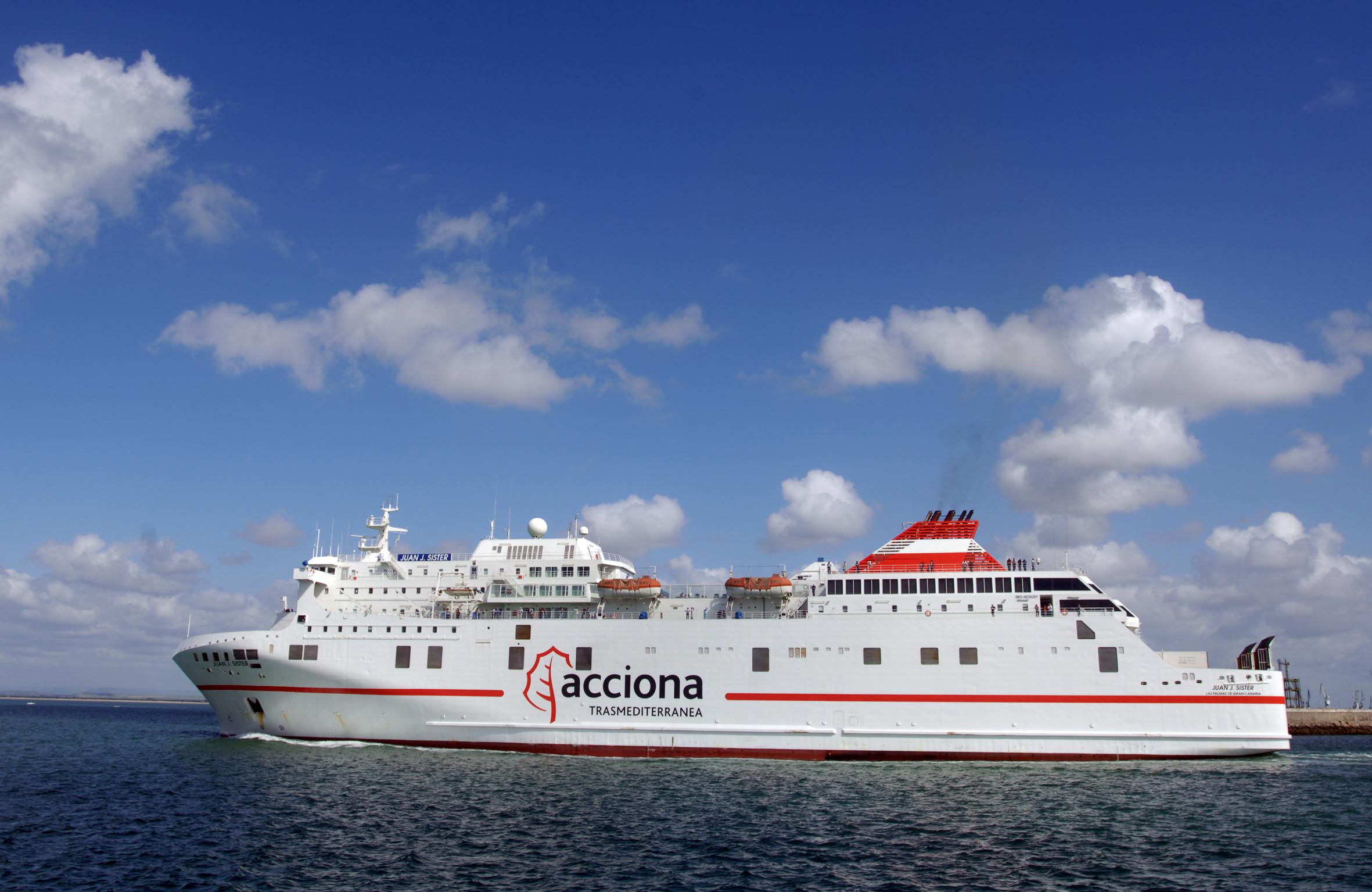 traversée ferry almeria ghazaouet