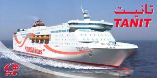 bateau tunisie italie ctn